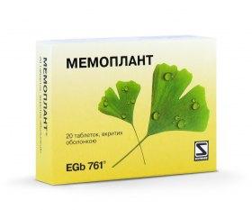 Мемоплант (Memoplant®)
